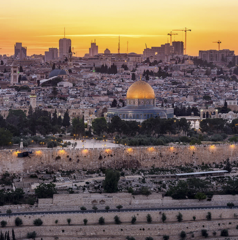 JERUSALÉM / ISRAEL / SÃO PAULO / BRASIL