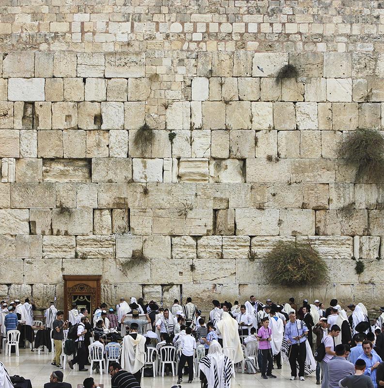 JERUSALÉM / MURO DAS LAMENTAÇÕES / MONTE SIÃO / MUSEU DE ISRAEL / MUSEU DO HOLOCAUSTO / SANTUARIO DO LIVRO / MENORAH VIA DOLOROSA / TUMULO DE JESUS / .