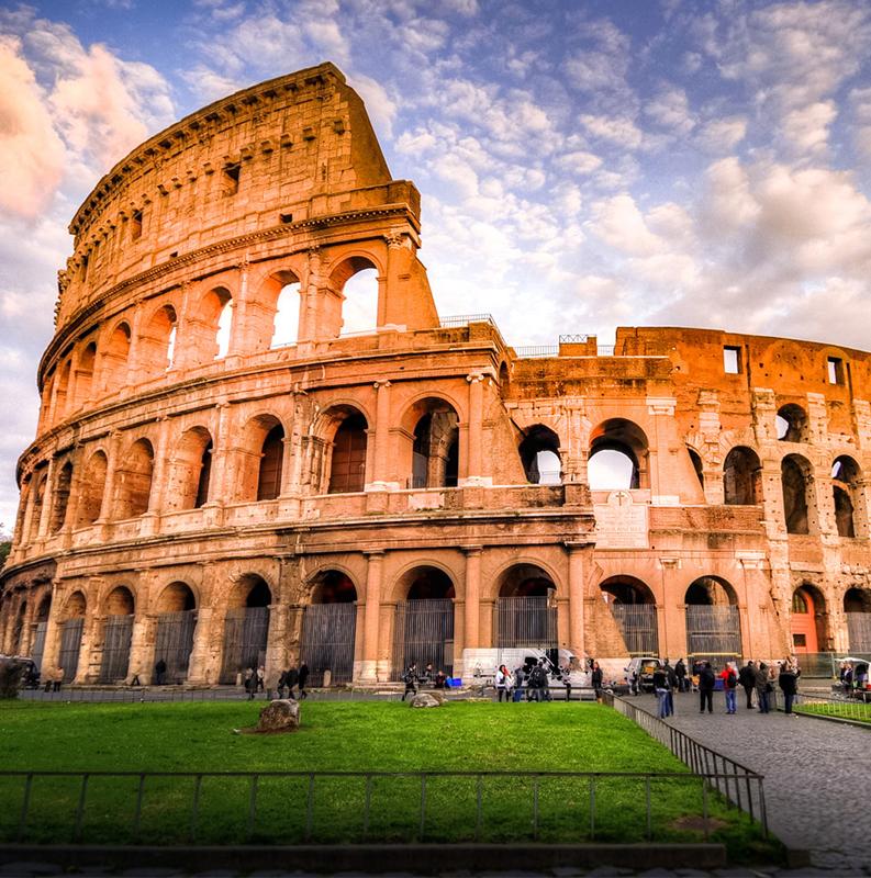 ROMA / ITALIA / LISBOA / PORTUGAL / CATEDRAL DA SÉ / RUA AUGUSTA / IGREJA DE ANTÔNIO DE LISBOA
