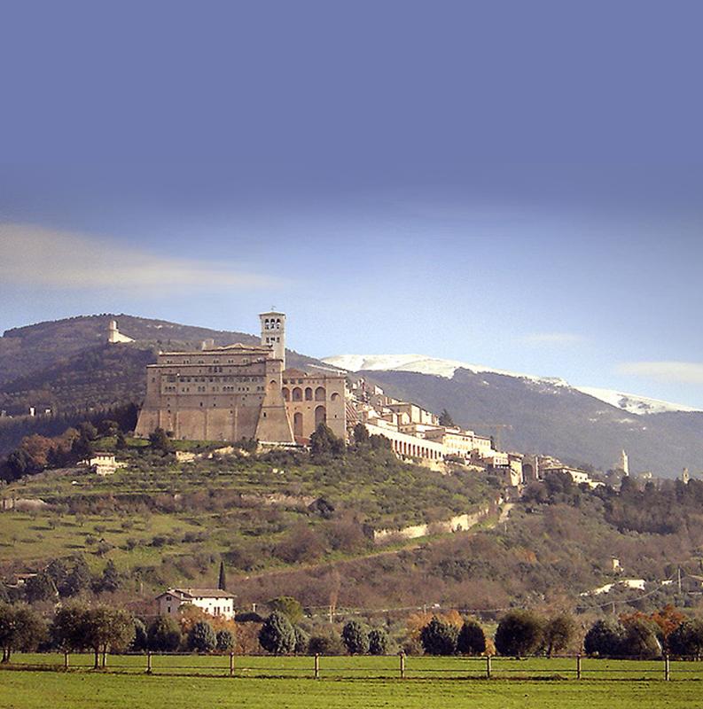 ASSIS / ROCCAPORENA / CASSIA / ROMA (88+7+138 km)