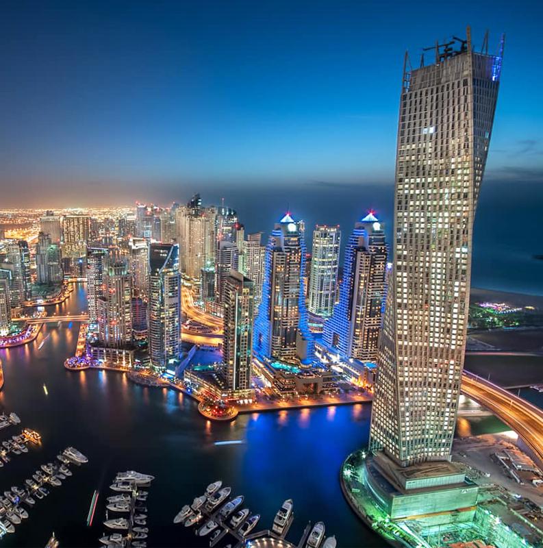 DUBAI / EMIRADOS ÁRABES UNIDOS
