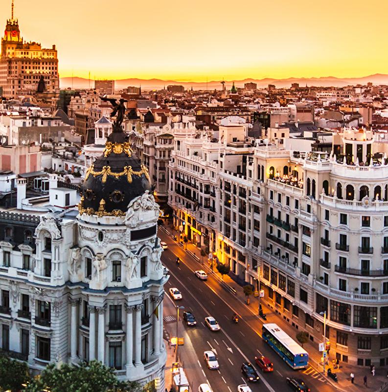 MADRID / ESPANHA