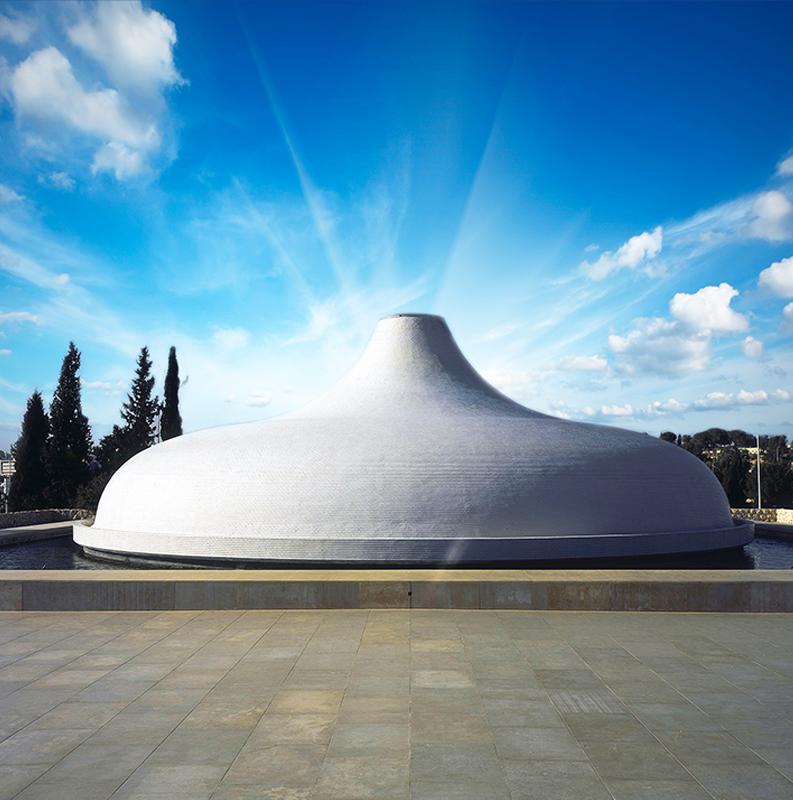 JERUSALÉM / MUSEU DE ISRAEL / MUSEU DO HOLOCAUSTO / SANTUÁRIO DO LIVRO / MENORAH.